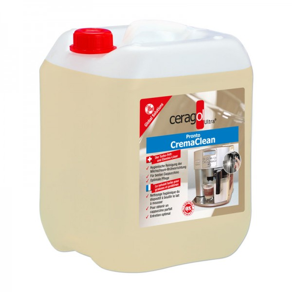 Pronto CremaClean - 10 Liter