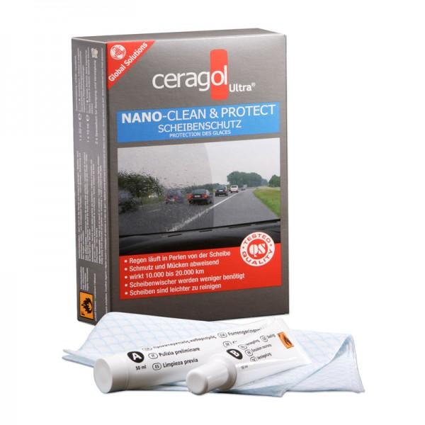 Clean & Protect Autoscheiben Set